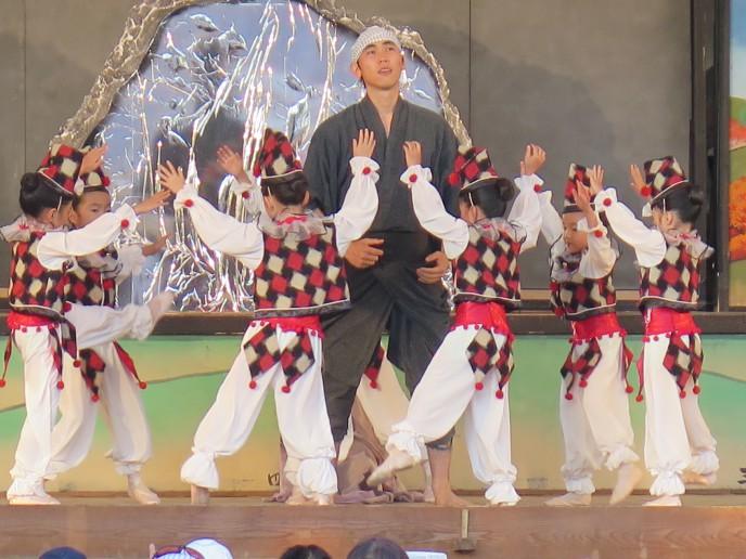 舞踊劇「鏡岩」